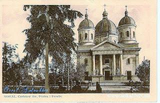 Sokal - Cerkiew św. Piotra i Pawła