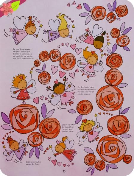 J'apprends à dessiner : Les fées et les sirènes, éditions Usborne