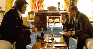 Chew's Review – Elvis and Nixon