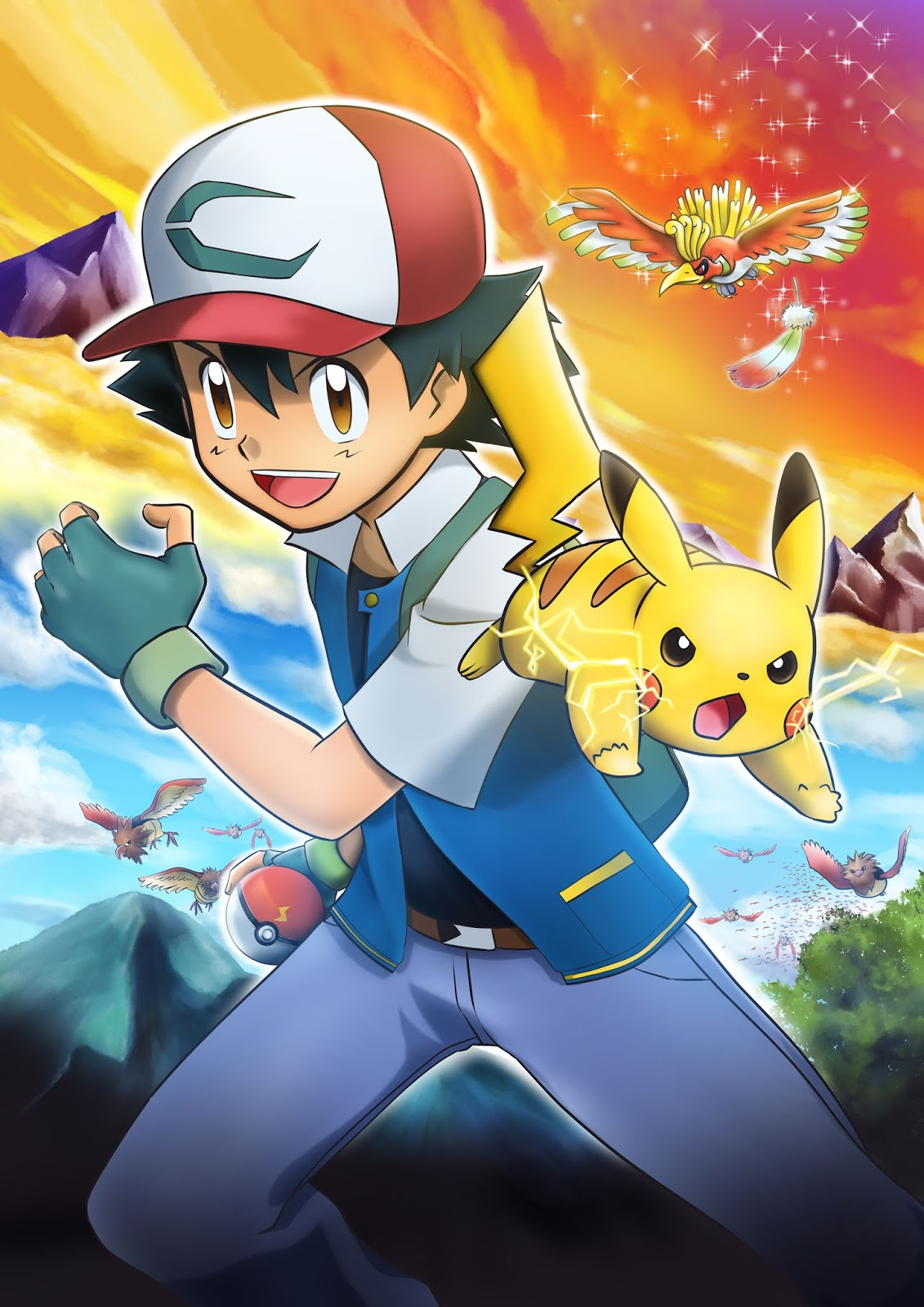 pok233mon the full movie i choose you watch anime online