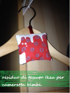 profuma biancheria per armadi - tessuto Ikea