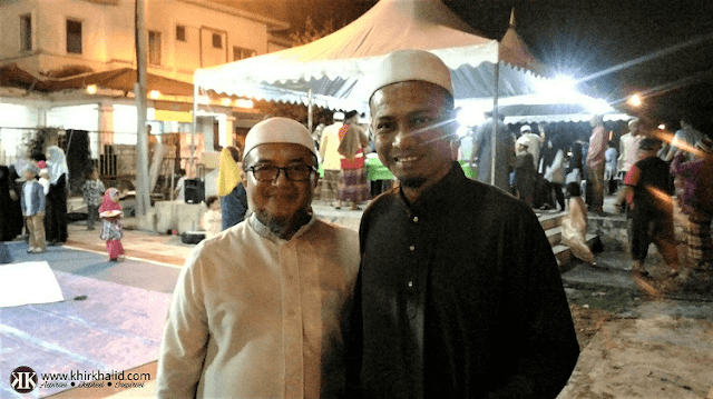 Motivasi Ramadan, Khir Khalid,