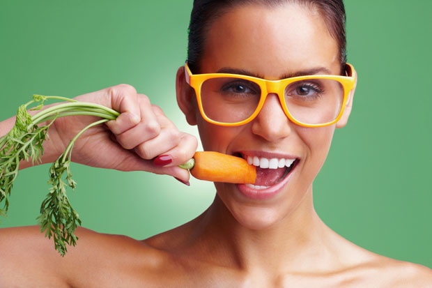 5 Alimentos Que Te Darán Una Visión Saludable