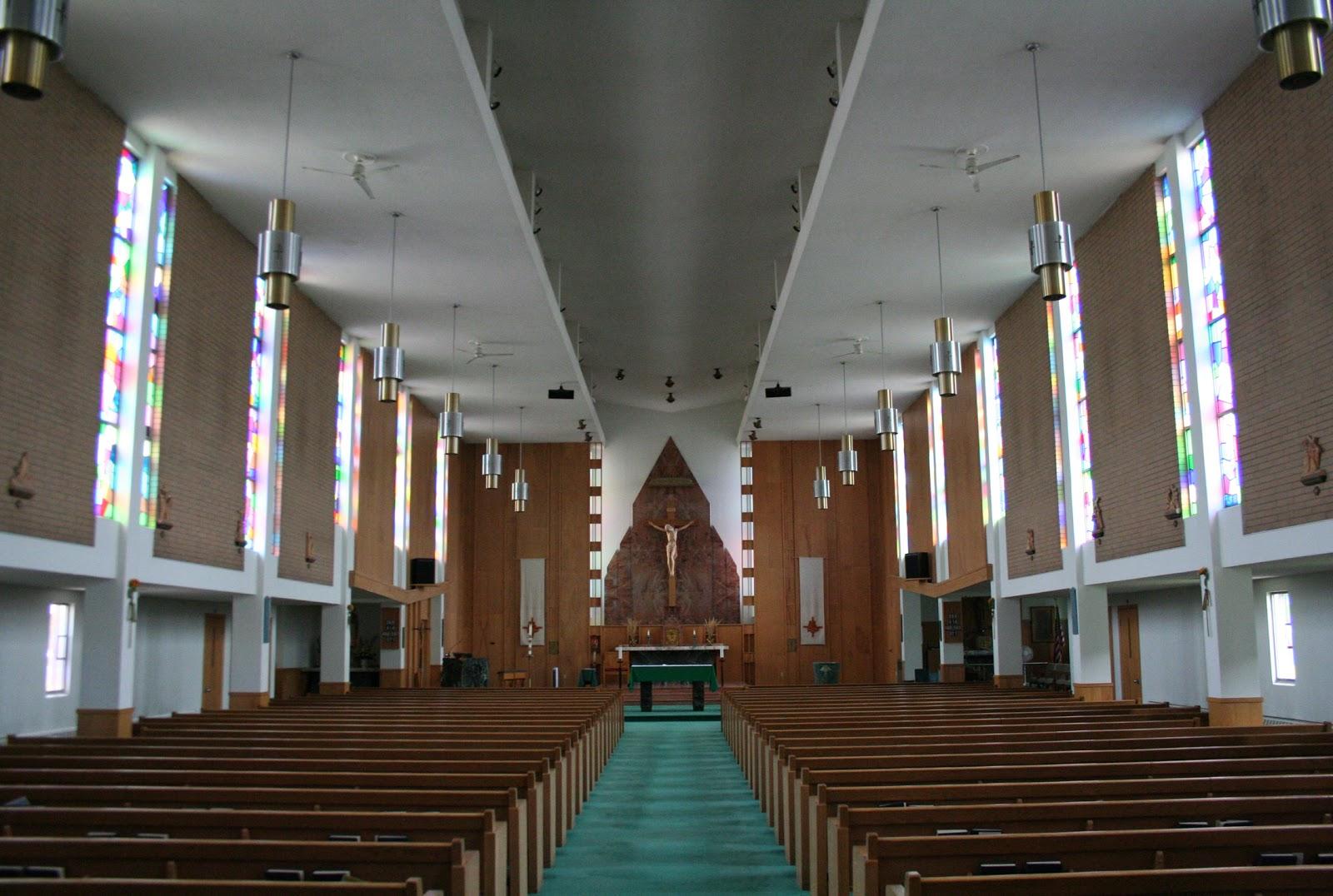 The Steeplechase St Luke Catholic Church Ogallala Ne