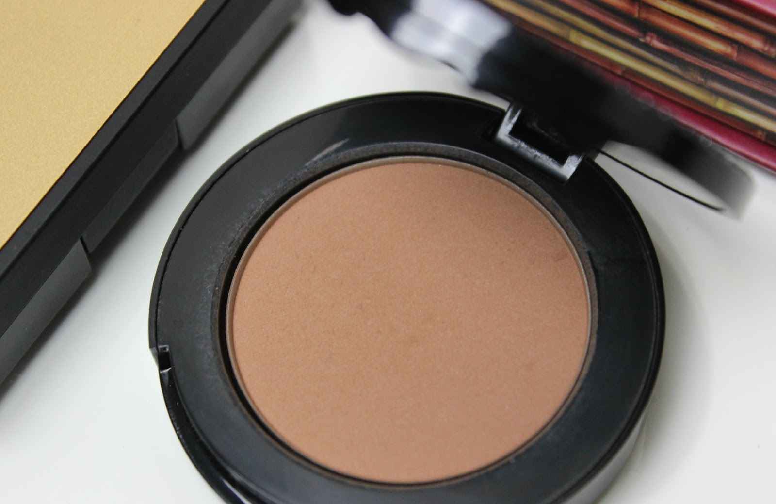 A picture of Too Faced Milk Chocolate Soleil Bronzer