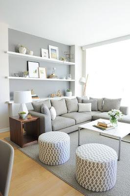 Mendesain Ruang Tamu Menjadi Fresh Dan Unik