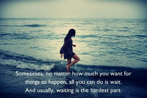 waiting girl quotes - photo #22