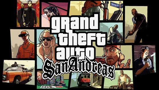 تحميل لعبة Grand Theft Auto San Andreas للكمبيوتر كاملة من ميديا فاير