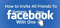 How to Invite All Friends to Facebook Business Page with One Click - www.tetpreneur.com