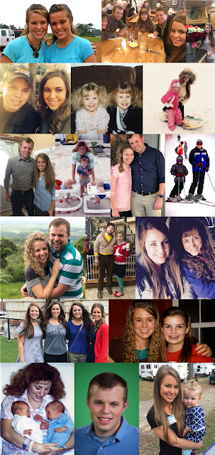 Jana Duggar and John-David Duggar birthday