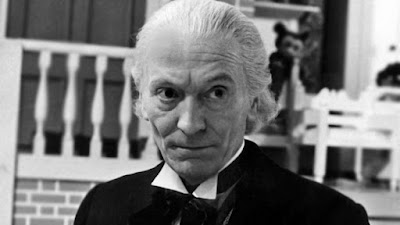 William Hartnell as the original Dr Who