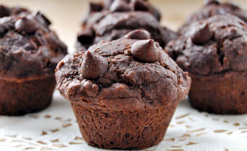The Most Delicious Chocolate Muffins Recipe