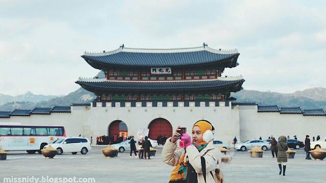 biaya liburan ke korea