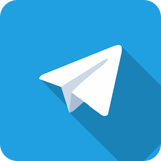 Saluran Info SMAJA melalui aplikasi Telegram.