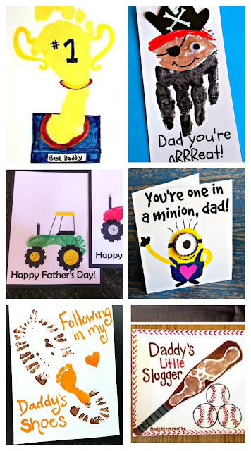 fathers day cards kids can make