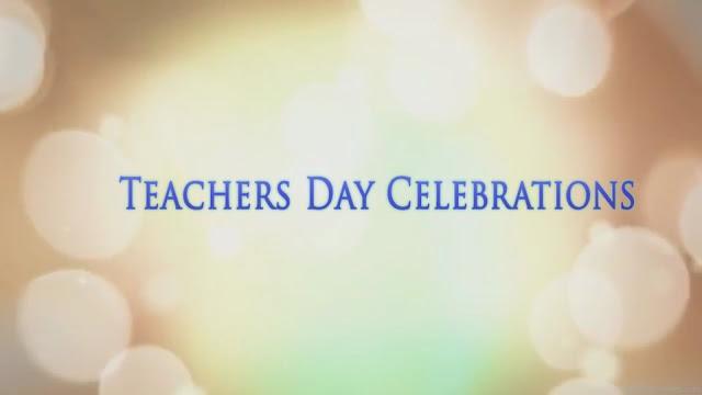 Teachers Day HD wallpaper