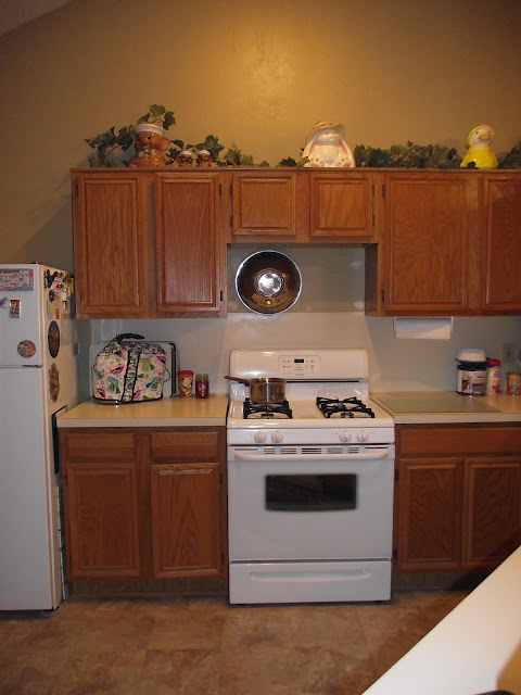 Tinkering Around: Kitchen Facelift On A Budget That Is