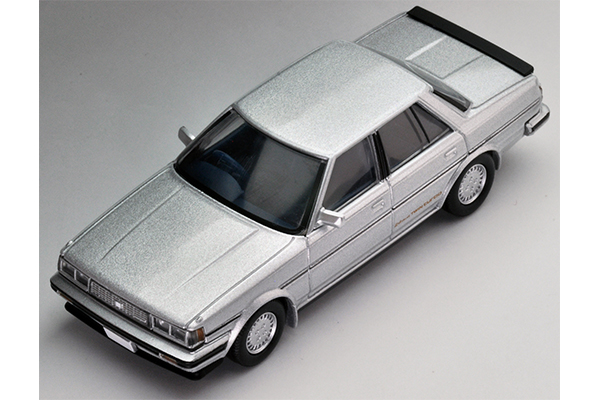 TLV-N138a/b Toyota Cresta GT silver
