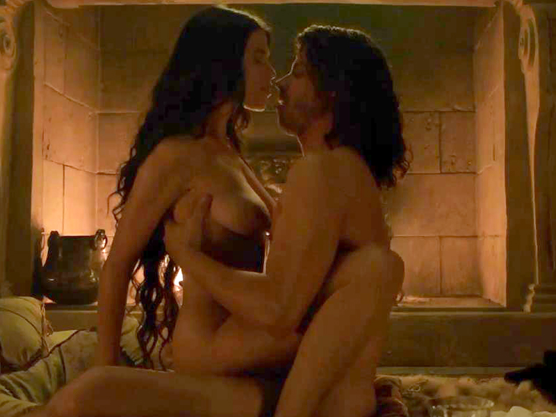 Ana ularu melia kreiling the borgias s03e05 sex scenes - 2 part 2