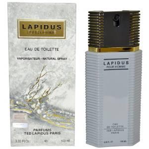 Lapidus by Ted Lapidus for Men, Eau De Toilette Spray