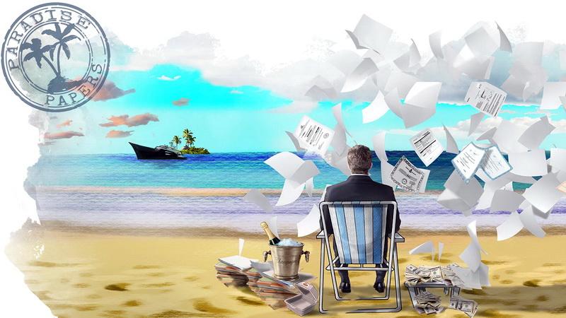 Αυτοί είναι οι Έλληνες των Paradise Papers