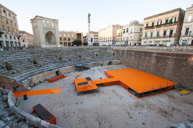 Lecce-Teatro romano