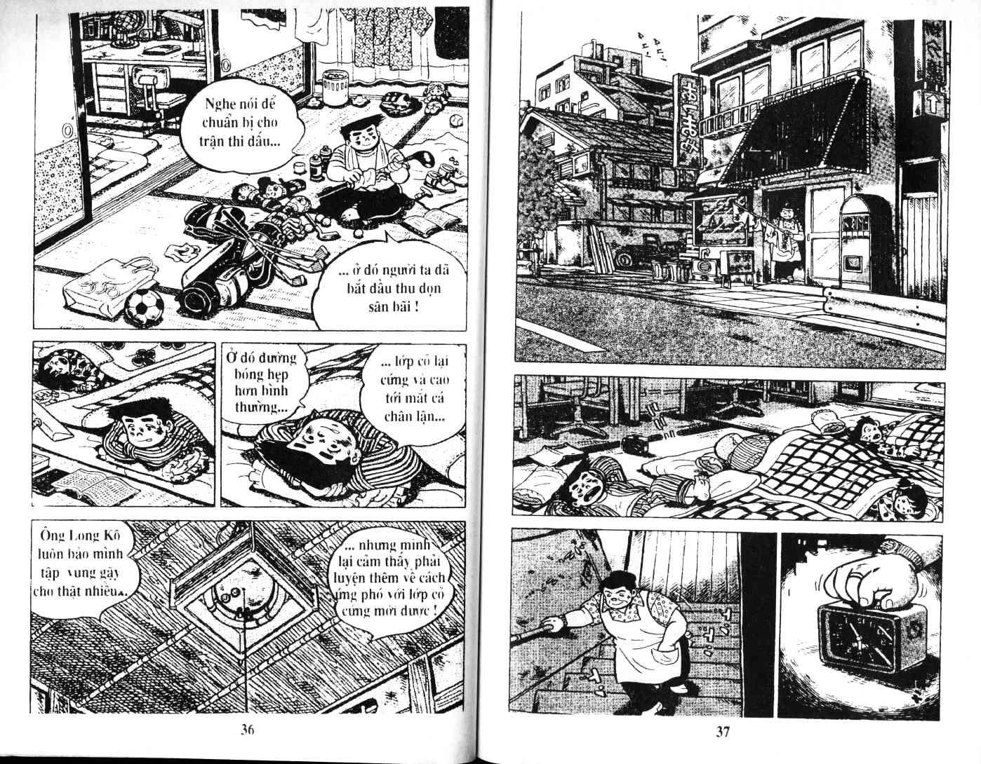Ashita Tenki ni Naare chapter 35 trang 17