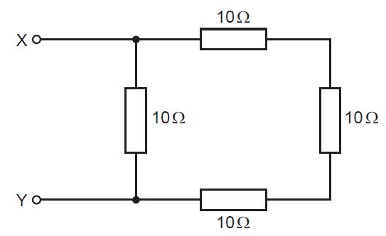 resistance straight line diagram