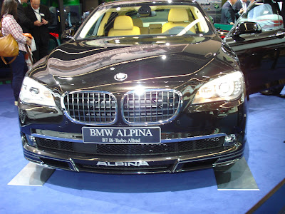 BMW Alpina new models