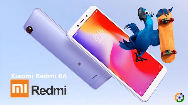 Xiaomi Redmi 6A Full specification