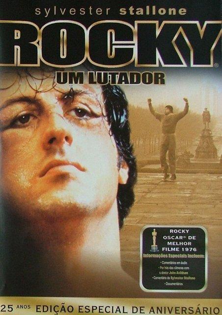 Rocky – Um Lutador Dublado