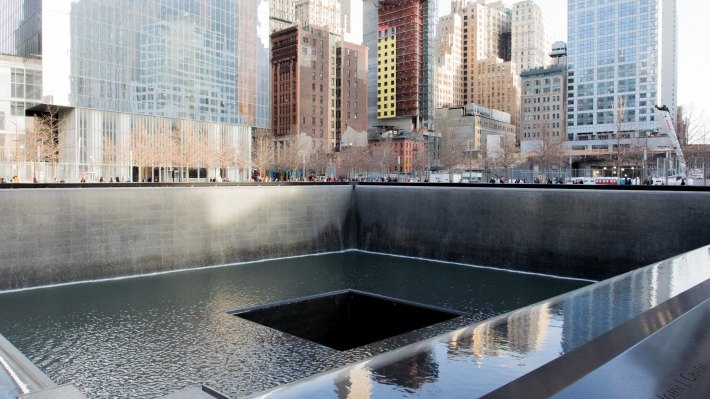 Wallpaper: Ground Zero Memorial New York