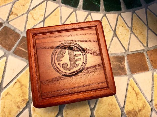 JORD Wood Watch Humidor Box