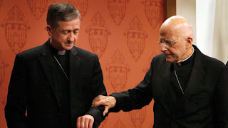 George and Cupich