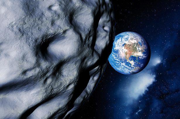 Asteroide passará próximo à Terra neste domingo