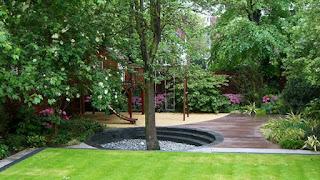 Thiết kế sân vườn theo phong thủy 2