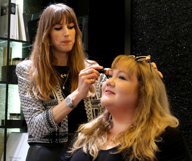 Danielle Levy, Chanel, Chanel Beauty, Chanel Manchester, Alessandra Steinherr, Zoe Taylor Chanel Beauty Manchester,