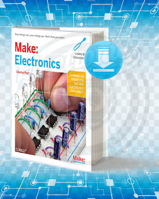 Free Book Make Electronics pdf.