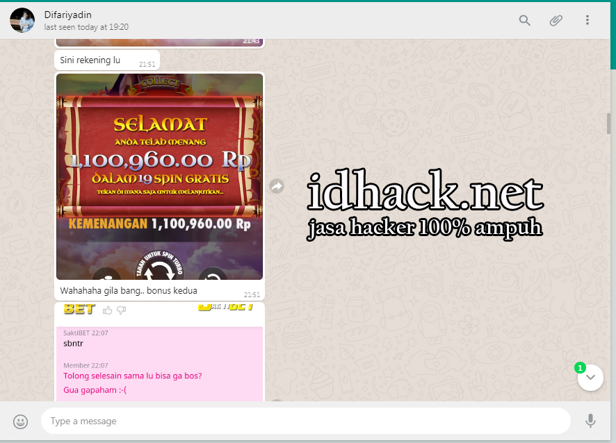 Cheat Judi Slot Game Menggunakan ID PRO Terbaru 100% Work