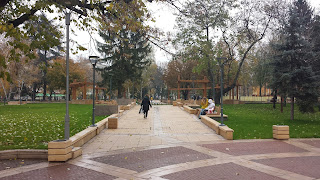 Yambol. Park, New, Renovated, Park, Yambol City Centre,