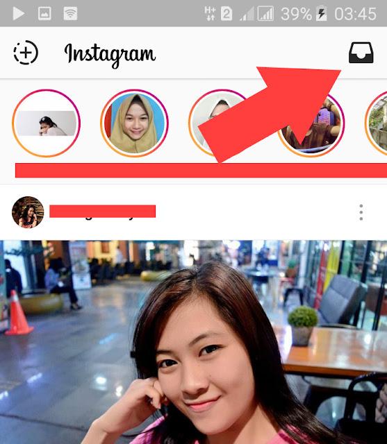 Hapus direct masage atau chat di instagram Cara Menghapus DM atau Pesan di Instagram