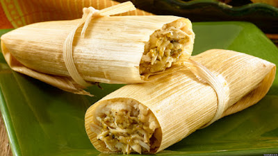 recipes for tamales
