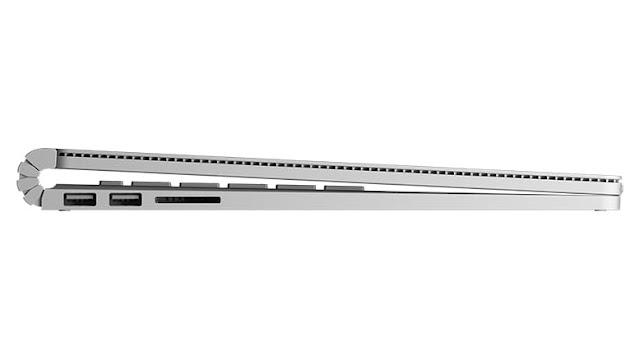Microsoft ra mắt Surface Book i7: nâng cấp hiệu năng đồ họa, thời lương pin gấp đôi
