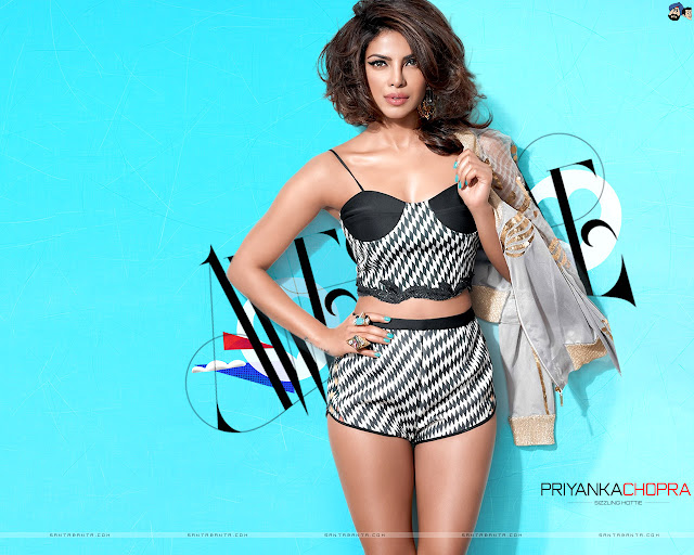 Priyanka Chopra Beautiful Wallpaper