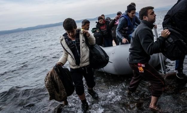 Ένα εκατομμύριο πρόσφυγες περιμένουν χορήγηση ασύλου στην Ευρώπη