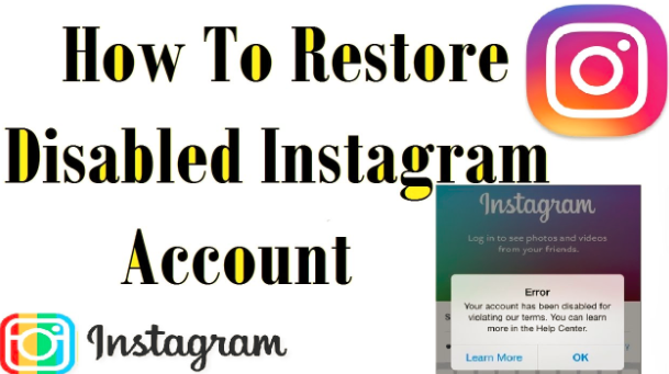 How to get into your instagram account back ccuart Image collections