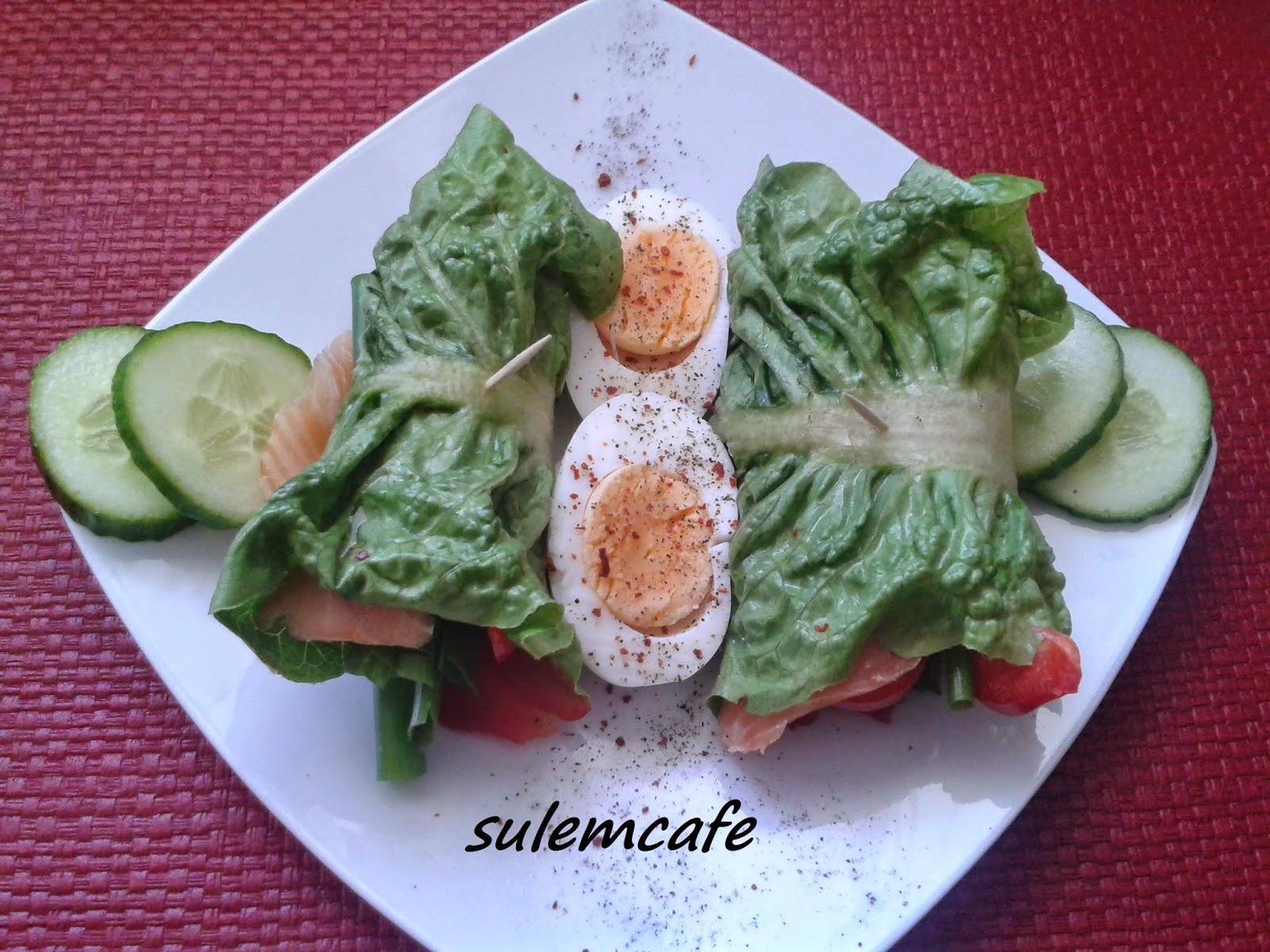 Kahvaltılık Dürüm