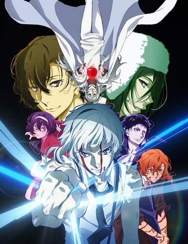 Movie Bungou Stray Dogs Dead Apple 2018 Subtitel Indonesia