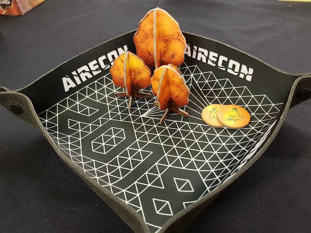 AireCon 2018 - AireCon dice tray | Random Nerdery