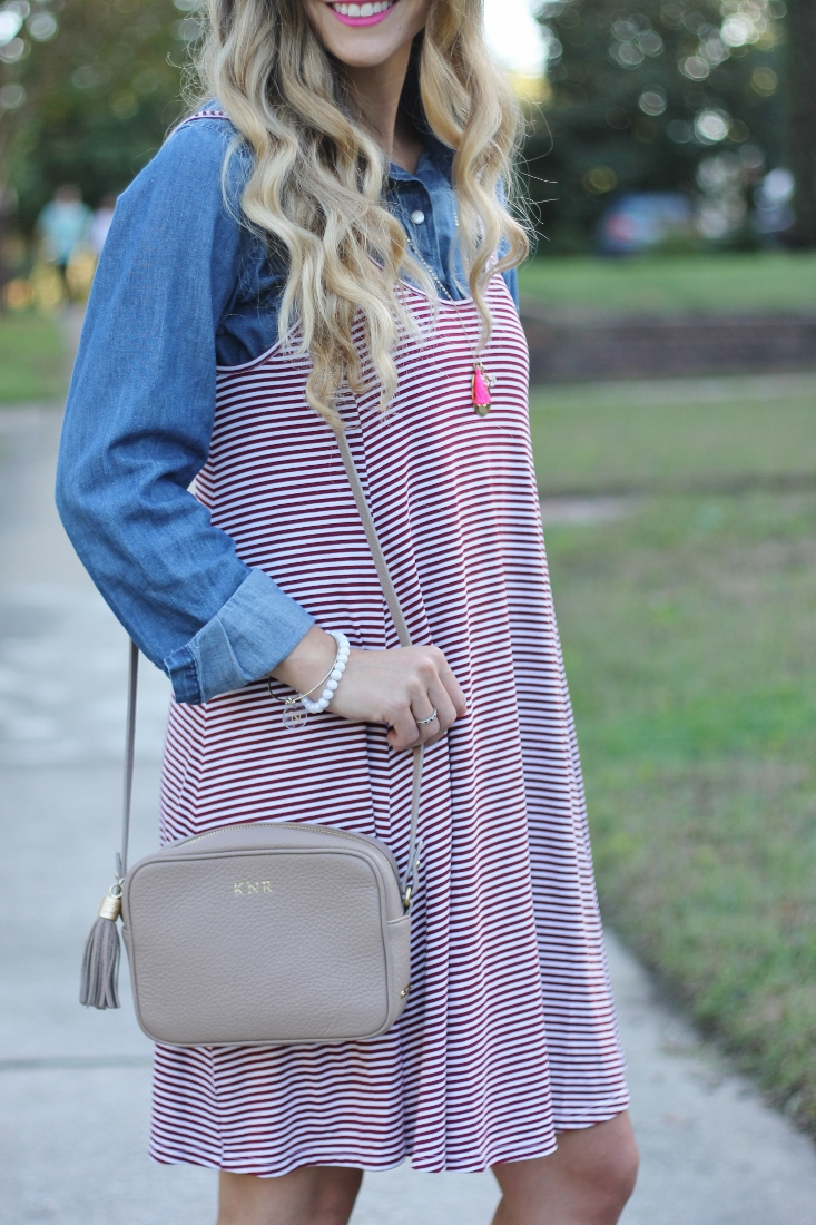 Striped Jane Hudson Dress
